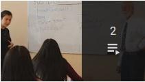 Видеотека занятий иностранных преподавателей